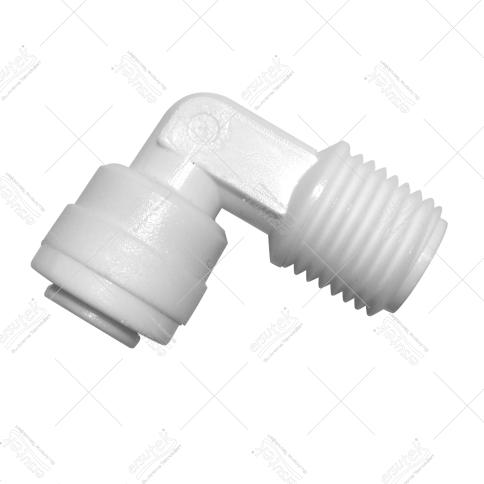EST-1551 Pompa dirseği quick bağlantı 1/4