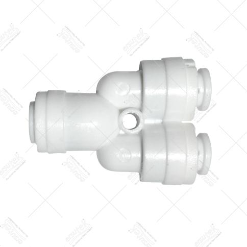 EST-1558 Plastik quick bağlantısı T si 1/4