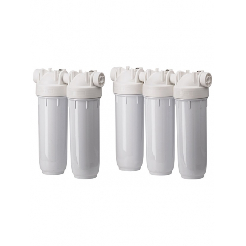 EST - 1014 DP PLUS Filtre Housings